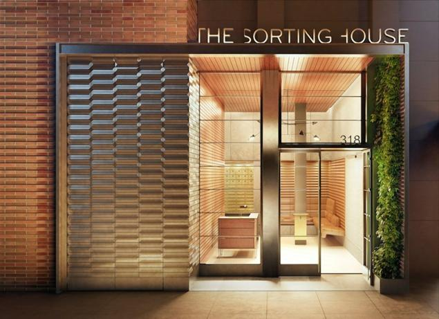 The Sorting House condo
