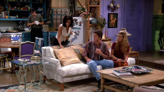 "The ""Friends"" apartment"