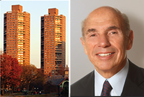 The Heritage at 1295 Fifth Avenue and Philip Eisenberg