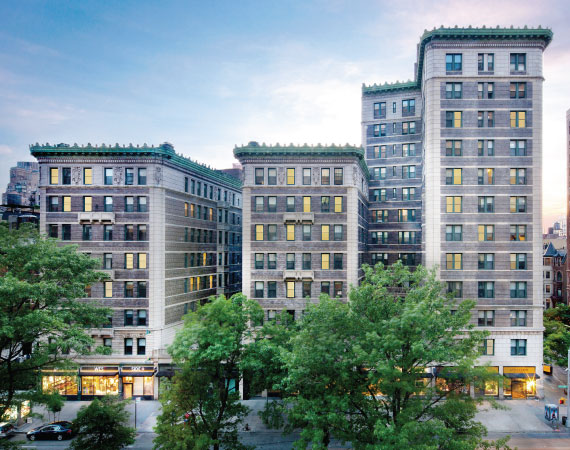 The Astor at on the Upper West Side