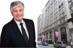 Maurice Lévy and 11 West 19th Street