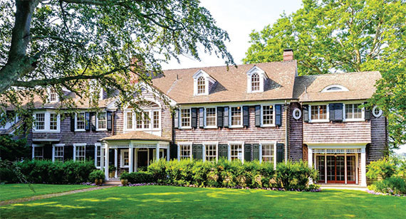 100 and 90 Briar Patch Road, East Hampton