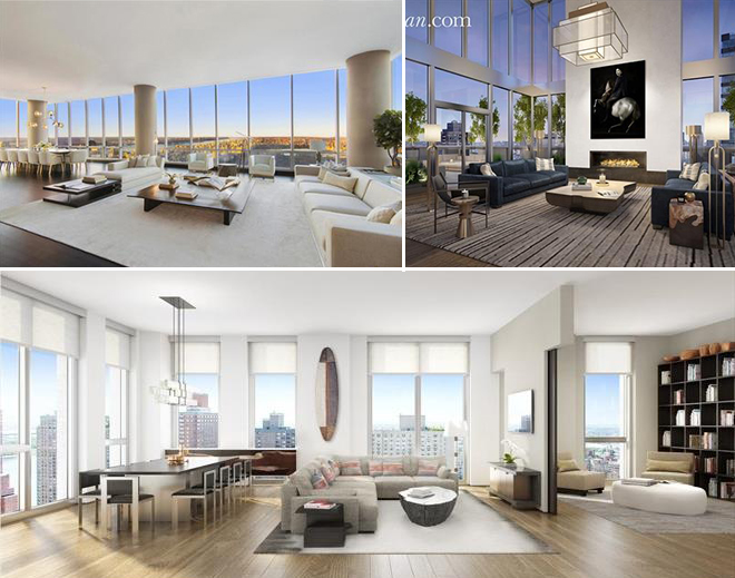 One57 at 157 West 57th Street and 360 East 89th Street (Penthouse and Apt. 32A)