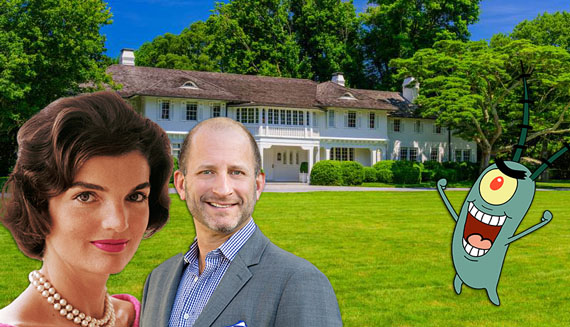 Jackie O, Evan Kulman, Plankton and Reed Krakoff's estate at 121 Further Lane