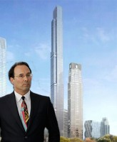Gary Barnett and the Central Park Tower