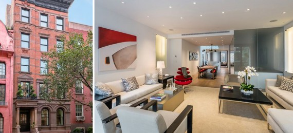 116 Waverly Place in the West Village