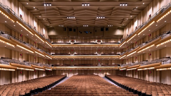 David Geffen Hall (credit: Lincoln Center)