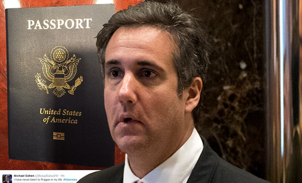 Trump attorney Michael Cohen now a focus of Russian Federation  investigation