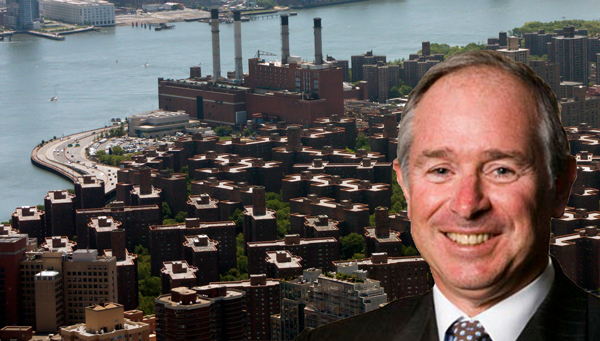 Blackstone making bets on permanent investment funds for Stuyvesant town peter cooper village