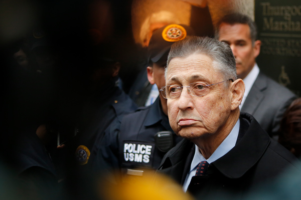 Appeals Court Vacates Sheldon Silver's Conviction