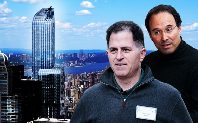Michael Dell paid a record sum for NYC home