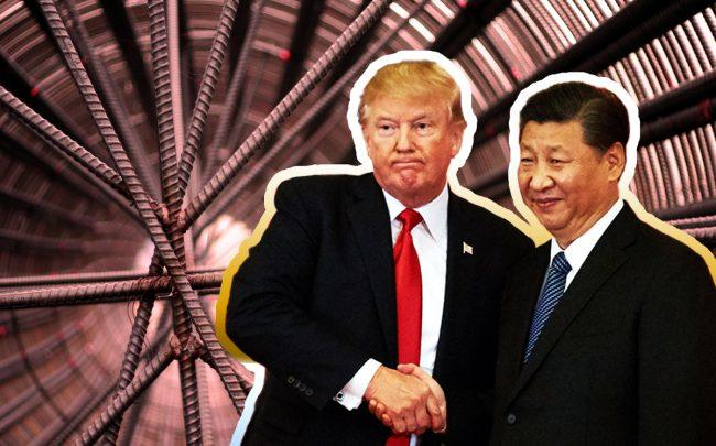 Trump allies dismiss China's olive branch as trade war fears spiral