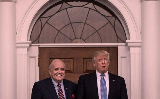 Trump discussed Russian Federation tower deal well into 2016, Giuliani says