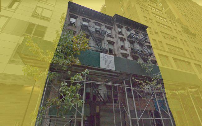 319 West 35th Street (Credit: Google Maps)