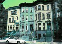 Bedford-Stuyvesant homes (Credit: Wikipedia)