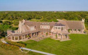 Barack Obama's new home on Martha's Vineyard