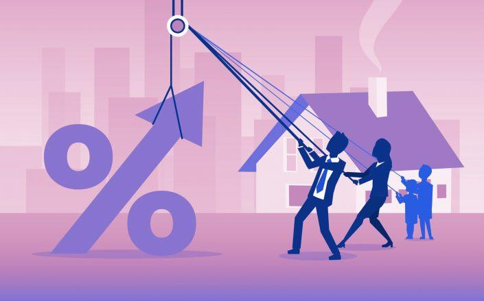 Refinancings drove home loan application volume up by 7.3 percent in the second week of April 2020, according to MBA's weekly index. (Credit: iStock)