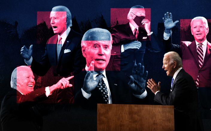 Democratic presidential nominee Joe Biden has laid out changes he would make to programs and policies beloved by the real estate industry. (Photos via Getty Images)