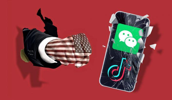 Trump's crackdown on TikTok and WeChat could further chill Chinese investment in U.S. real estate.